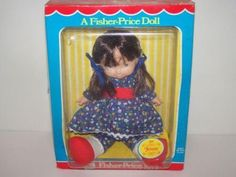8 Best Jenny Lapsitter Doll Images Fisher Price Dolls