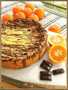 Eat Greek, Torte Cake, Sweet And Salty, Confectionery, Sweet Recipes, Camembert Cheese, Deserts, Food And Drink, Lemon