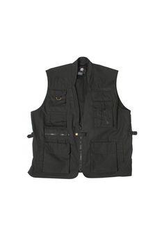 Black Plainclothes Concealed Carry Vest Concealed Carry Vest 184be947d