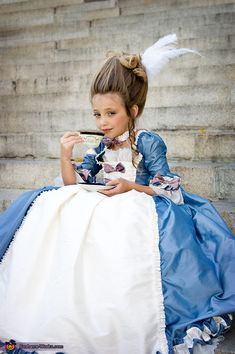Marie Antoinette costume - costume works