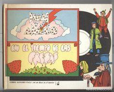 Hans y su amigo. En el tiempo de las fresas. vinilo acción 1973 + libro sonoro Pala - Foto 1