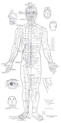 Acupressure a potent points discussion acupressure points chart map acupuncture cerca amb google ccuart Image collections