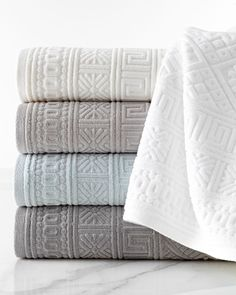 Kassatex Ana Capri Towels on shopstyle.com
