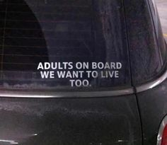 4  Awesome Car Stickers.