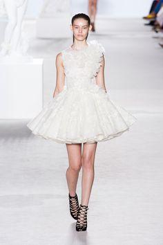Fashion Show: Giambattista Valli Haute Couture Fall 2013 (2 часть)