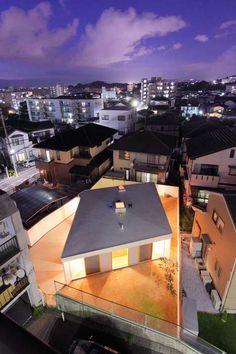 Kokura Tanaka House by Akinari Tanaka,   POI, Nawakenjimu and Lapin