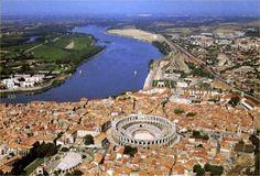 [ARLES]     City of Arles / La ville d'Arles  #provence #alpes #cote #azur #tourism #tourisme #france #south #sun #arles