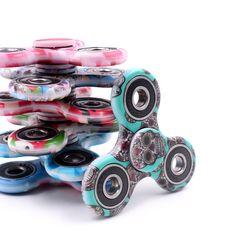 Latest Trend, Fidget Spinners. Get your's NOW!