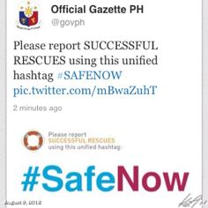 #safenow #rescue #philippines #フィリピン #レスキュー
