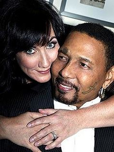 """Aaron Neville from the """"Neville Brothers"""""""