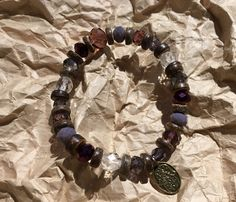Shops, Beaded Bracelets, Etsy Shop, Jewelry, Lilac, Armband, Jewellery Making, Tents, Pearl Bracelets