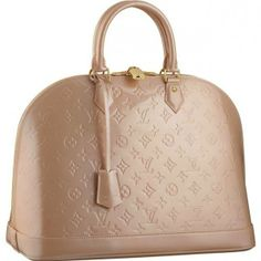 3de089c79968 Louis Vuitton Outlet Monogram Vernis Alma MM    Shop today for the hottest  brands in womens fashion!