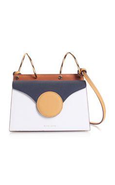a69f4ff282867 Mini Phoebe Leather Shoulder Bag