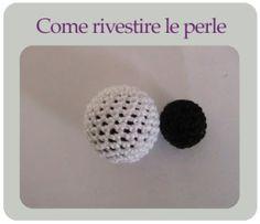 Come rivestire le perle a uncinetto
