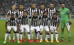 I hope Juventus will be Champions of the  Champions League.