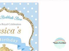 Cenerentola invito invito festa di compleanno di Cenerentola