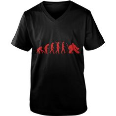 Evolution #hockey goalie, Order HERE ==> https://www.sunfrog.com/LifeStyle/123819898-687212742.html?6782, Please tag & share with your friends who would love it, #superbowl #jeepsafari #christmasgifts  #hockey players, hockey memes, hockey humor  #family #animals #goat #sheep #dogs #cats #elephant #turtle #pets