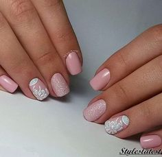 66 Pretty Pink Nail Art Ideas For summer 2016 - Styles latest