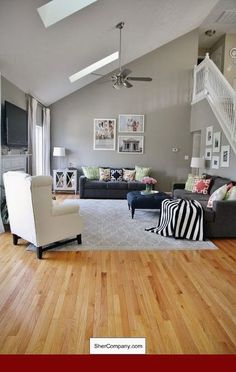 Wall Colors For Oak Floors Google Search Home Design In 2019