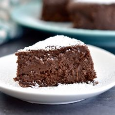 Flourless Chocolate Truffle Cake! A show-stopping gluten-free dessert for serious chocolate lovers.