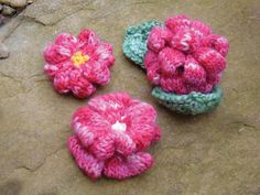 Fight the Frizz With Knitted Summer Hair Accessories