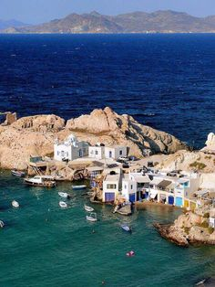 Milos, Cyclades, Greece
