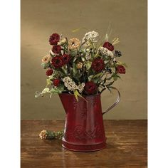 """Countryside Pitcher 10.5"""" - Country Village Shoppe"""