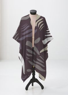 Cashmere Silk Scarf - White Ibis by VIDA VIDA 39O85