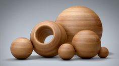 Cinema 4D – Wood Texture Pack by Motion Squared