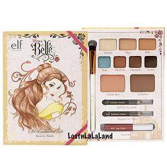 e.l.f. Disney Belle ЗАКОЛДОВАННЫЙ сказка макияж набор из 4-совершенно новый