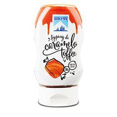 Topping de Caramelo Toffee Branca de Neve
