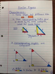Notes on Similarity for interactive notebook