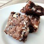 Cookies 'N Creme Brownies
