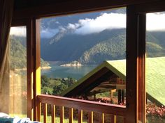 Lago Calima view Colombia #landscape
