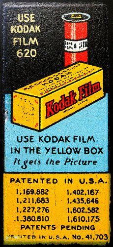Pub pour les pellicules #Kodak #photographie #photography #publicité #ad