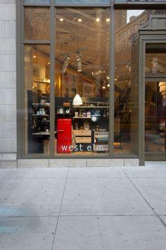 Smeg Showroom - West Elm NY
