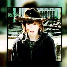 Carl Grimes 4x16 the walking dead (Terminus)