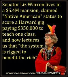 Elizabeth Warren.  Another left wing nut who also suggested that the U.S. postal service get into the loan business.