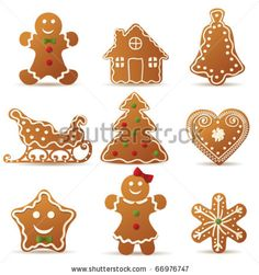 christmas cookie signs - Google Search