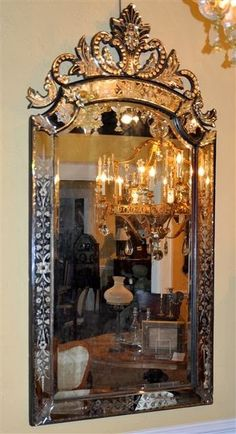 Mirrors date back as far as the 15th century Italy when they were made for noblemen and royalty.Then mirrors were created for a strictl...