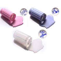 Nail Art Stamper, Clear Jelly Stamper, Nail Art Jelly Stamper, Stamping Plate, Scraper And Stamper, Squishy Stamper, scilicon stamper by 1supply on Etsy