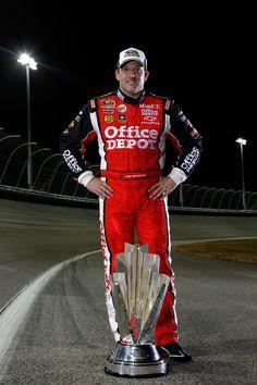 2011 Champion Tony Stewart SMOKE!!!