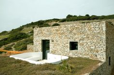 TRC House, Antiparos / Paan Architects