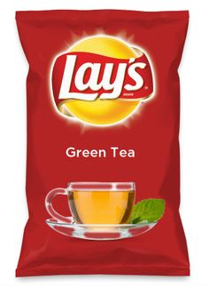 Wouldn't Green Tea be yummy as a chip? Lay's Do Us A Flavor is back, and the search is on for the yummiest flavor idea. Create a flavor, choose a chip and you could win $1 million! https://www.dousaflavor.com See Rules.