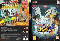 Mega Covers Gtba: Naruto Shippuden Ultimate Ninja Storm 4 (2016) - C...