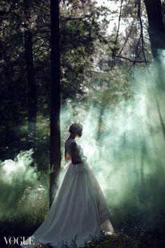 Queen of the fairies...