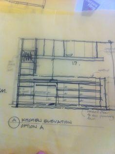 Refining my kitchen design