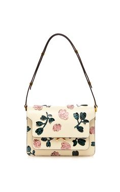 Shoulder Bag With Embroidery by Marni for Preorder on Moda Operandi