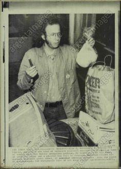 New York Yippie Research Bob Dylan's Garbage Press Photo 2 | eBay
