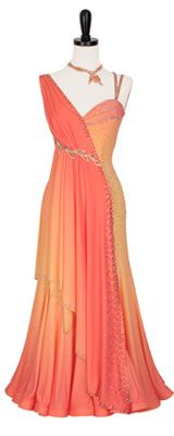 Sizes 0, 2, 4 | Smooth & Standard Dresses | Encore Ballroom Couture